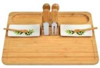 Sherborne Bread and Cheese Set