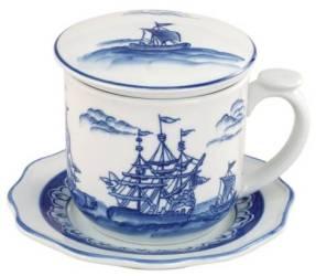 Ship Infuser Mug