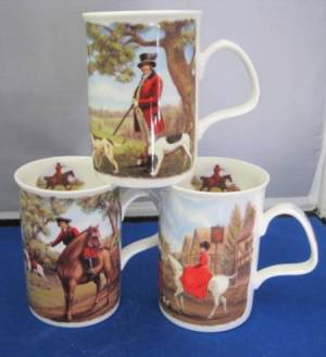 Tally Ho Mugs