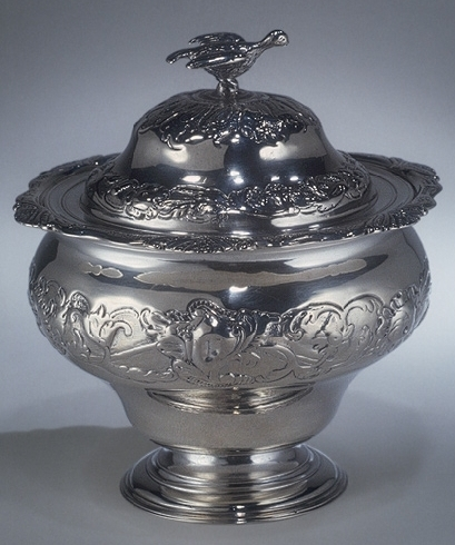 1760 Antique Sugar Bowl