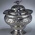 1760 Silver Sugar Pot