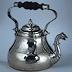1710 Silver Tea Kettle