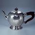 1745 Silver Teapot